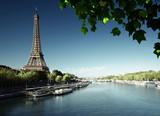 Eiffel tower, Paris. France - 174980015