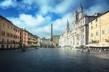 Piazza Navona, Rome. Italy - 174980020