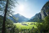 Mountain village, Jungfrau region, Switzerland - 174980027