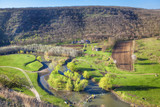 aerial view of couintryside - 175005215