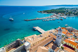 The Old Town of Krk, Croatia - 175014080