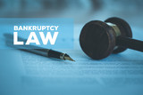 BANKRUPTCY LAW CONCEPT - 175049243