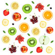 Fruits  pattern