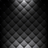 Black Geometric Background - 175066872