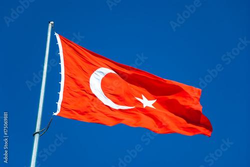トルコ国旗 Poster
