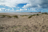 Strandlandschaft an der Nordsee - 175078075
