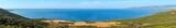 Summer Varano lake panorama, Italy. - 175082029