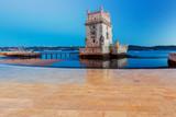 Lisbon. The Tower Belem. - 175109823