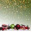 Christmas Weihnachtshintergrund Karte  - 175128492