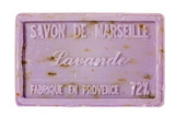 Savon de Marseille / Marseille soap -  handmade natural soap with organic oils of flowers like lavender, lily or olives - 175143217
