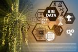 Big data computing concept of modern IT technology - 175144023