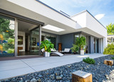 hochwertiges Flachbauhaus - 175171261