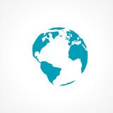 globe terrestre vecteur - 175177864
