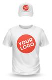 T-shirt et casquette vectoriels 1 - 175179403