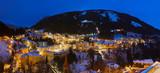 Mountains ski resort Bad Gastein Austria - 175183651