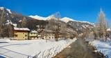 Mountains ski resort Bad Hofgastein - Austria - 175183658