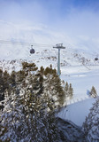 Mountain ski resort Obergurgl Austria - 175183689