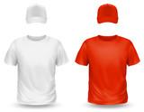 T-shirts et casquettes vectoriels 3 - 175184609