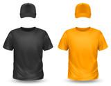 T-shirts et casquettes vectoriels 4 - 175185844