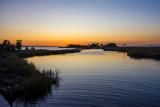 Sunset Sandy Hook Bay - 175214470