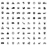 Icons Verkehr - 175215474