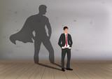 héros - super-héros - rêve - homme - pouvoir -réussite - succès - 175220000
