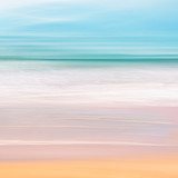 Tranquil Seascape. A tranquil seascape of the Pacific ocean off of California.  - 175248244