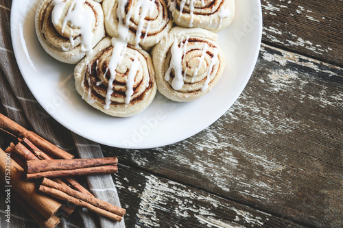 Delicious Cinnamon Rolls
