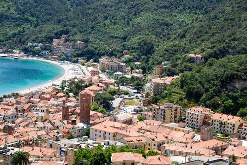 Fotobehang Liguria Noli, Liguria - Italy