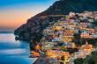 Quadro Sunset in Positano, Amalfi Coast, Italy