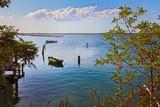 Porto Tolle, Veneto, Italy: landscape of the Adriatic sea in the Po Delta Park - 175315481
