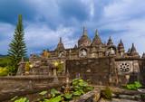 Buddhist temple of Banjar - island Bali Indonesia - 175317638