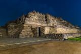 Borobudur Buddist Temple - island Java Indonesia - 175317683