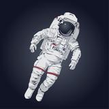 Space suit - 175337050