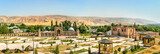 View of Madrasas Kuhna and Nav from Hisor Fortress, Tajikistan - 175355802