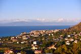 panorama of Tropea Italy - 175356862