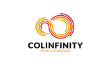 Color Infinity Logo - 175361616
