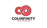 Color Infinity Logo - 175362695