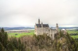 Newschwander Castle and Valley - 175363672