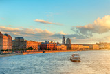 Neva River, St. Petersburg - 175366898