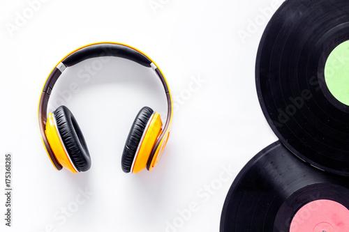 Póster Workplace of DJ