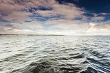 seascape sea horizon and sky. - 175374873