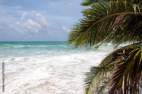 Staande foto Tropical strand Phuket beach