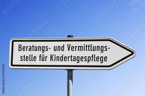 Wegweiser Beratungs- und Vermittlungsstelle für Kindertagespflege