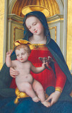 Madonna and Child - 16th Century painting - 175408649