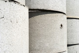 Cylindrical Concrete Tubes - 175409880