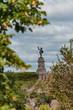 Champlain Statue