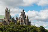 Parliament hill - detail - 175425607