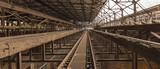 rusty industrial scenery - 175437620
