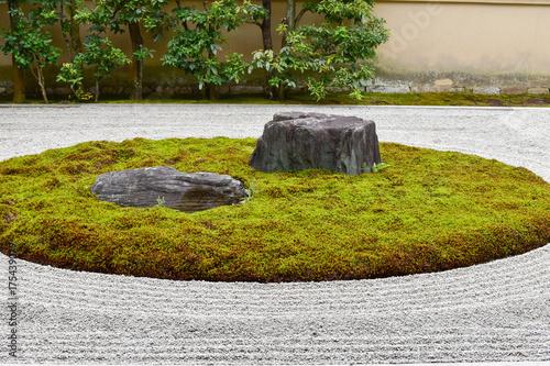 Foto op Plexiglas Kyoto 大徳寺 龍源院 一枚坦